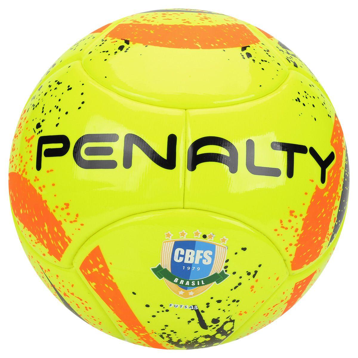 Bola Penalty Futsal Max 400 Termotec 7 CBFS