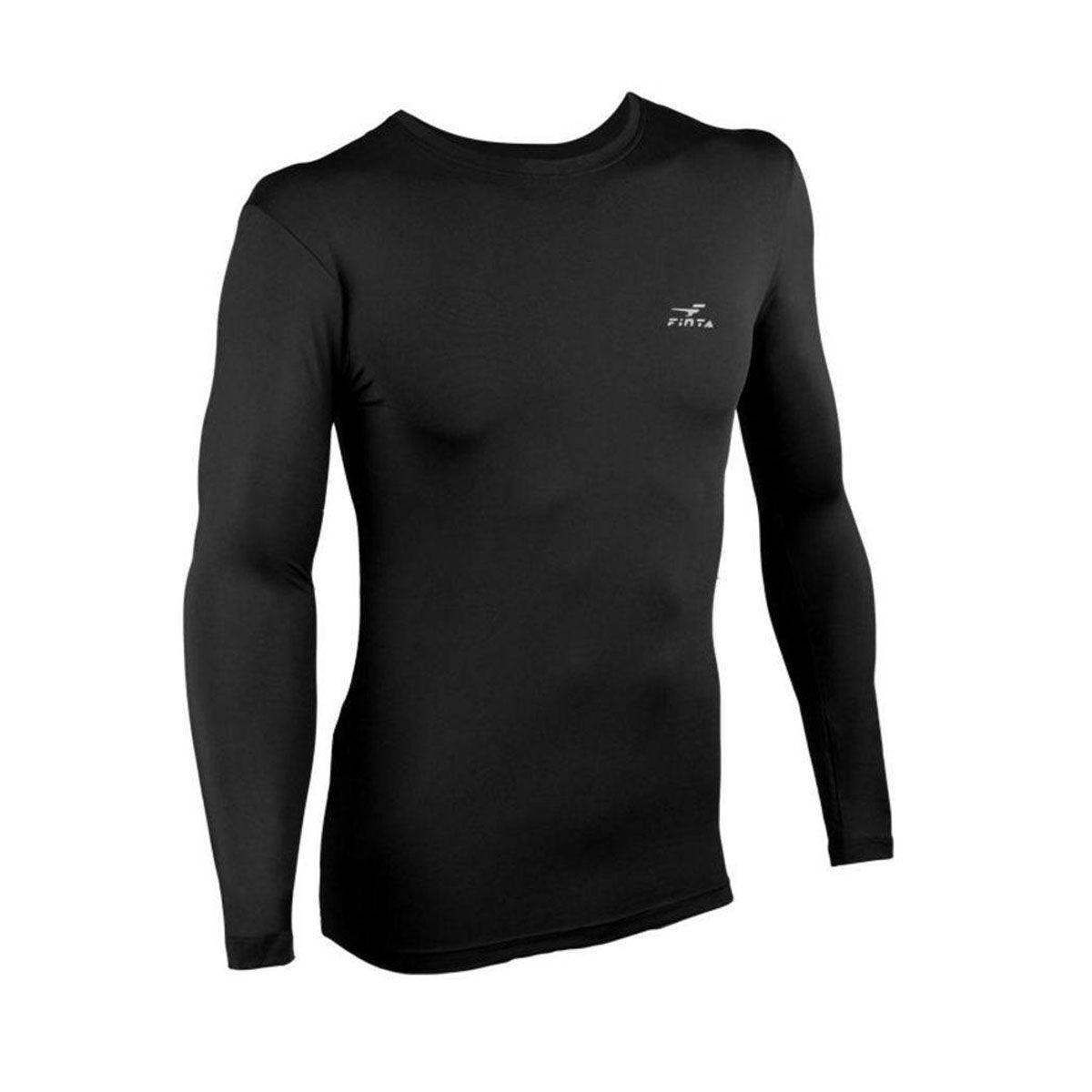 Camisa de Compressão Térmica Finta - UV Protection