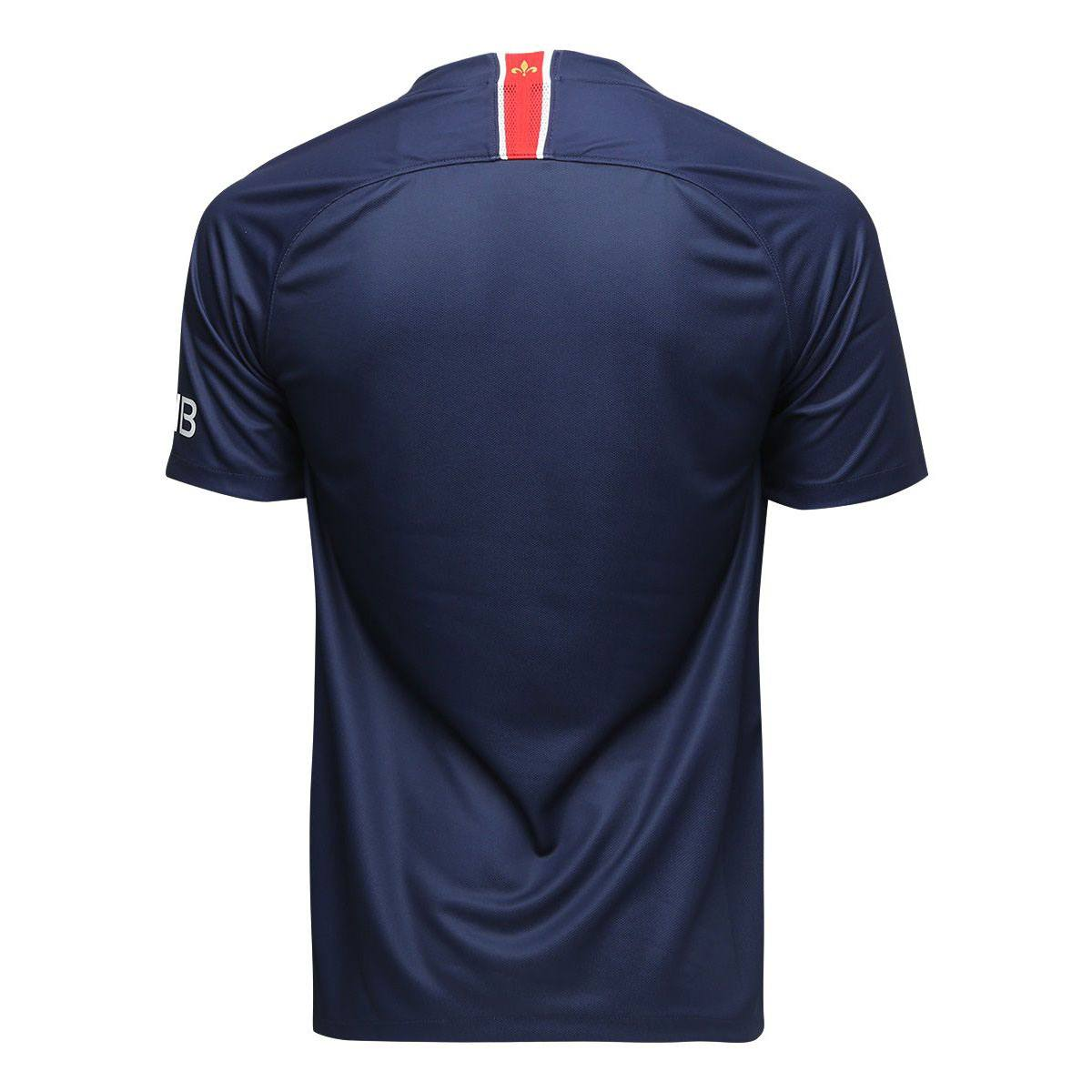 Camisa Paris Saint-Germain Home 18/19 s/n° Torcedor Nike Masculina