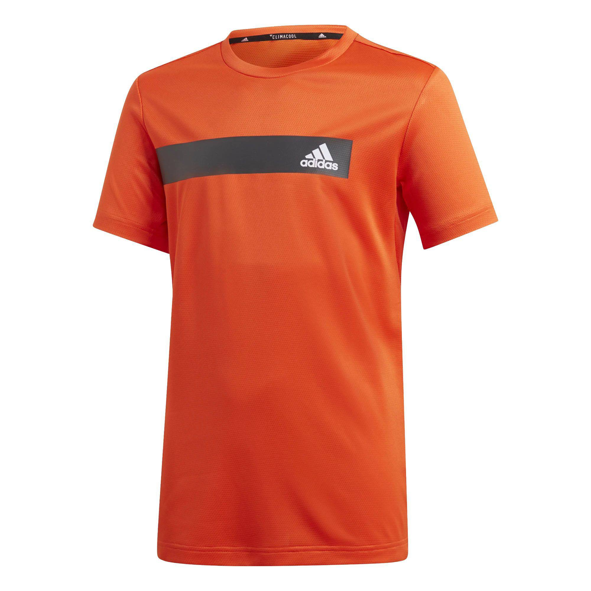 Camiseta Adidas Yb Tr Cool Tee Infantil
