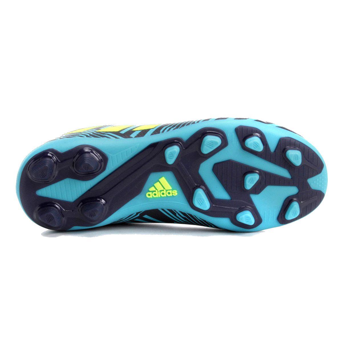 294ee80944a Chuteira Campo Infantil Adidas Nemeziz 17.4 FXG