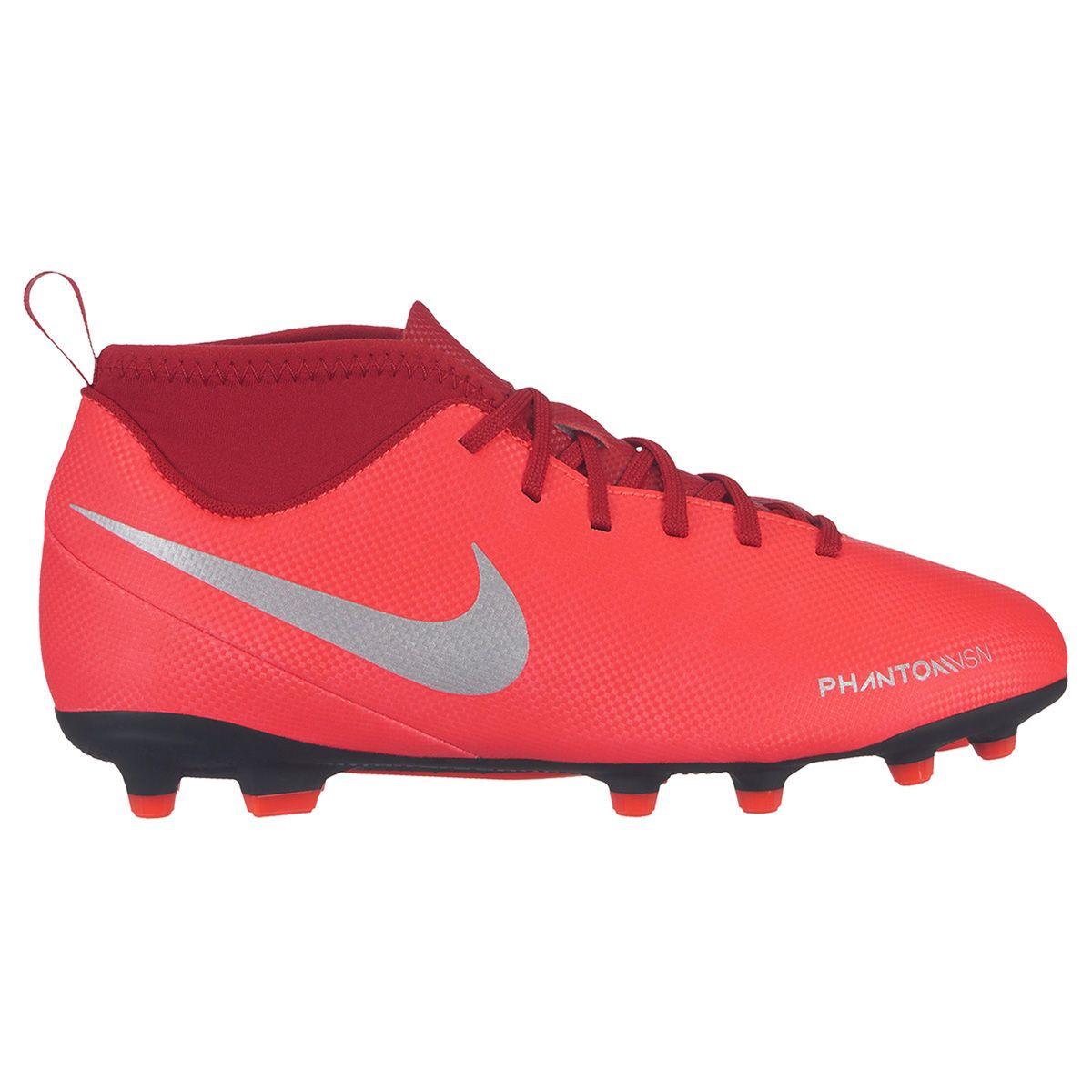 Chuteira Campo Infantil Nike Phantom VSN Club DF FG