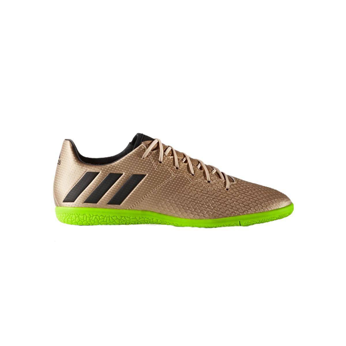 ec1aa006db2e9 Chuteira Futsal Adidas Messi 16.3 IN