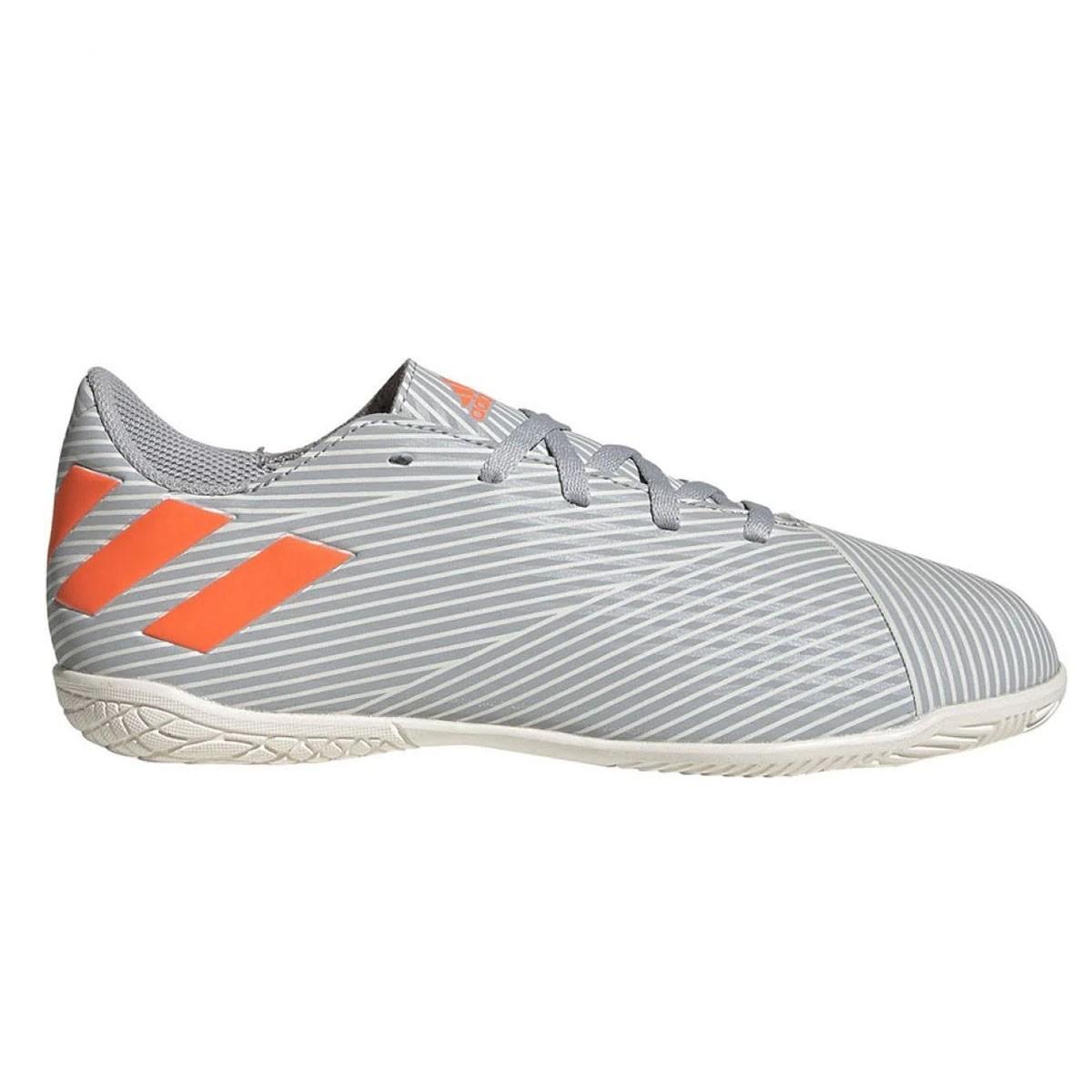 Chuteira Futsal Infantil Adidas Nemeziz 19.4 IN J