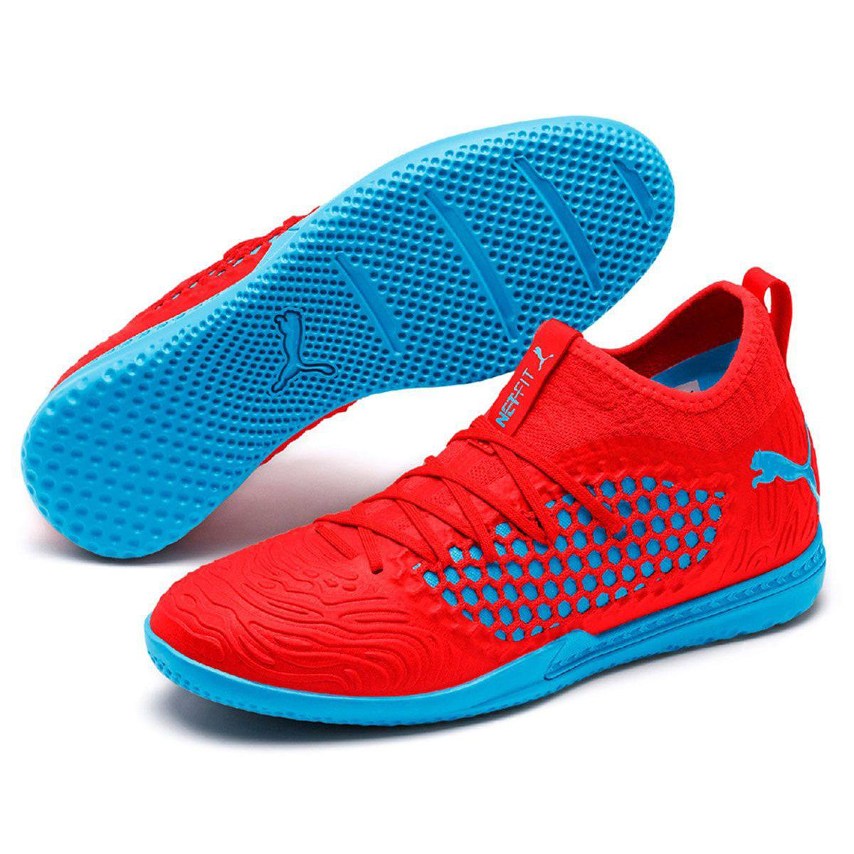 Chuteira Futsal Puma Future 19.3 Netfit It
