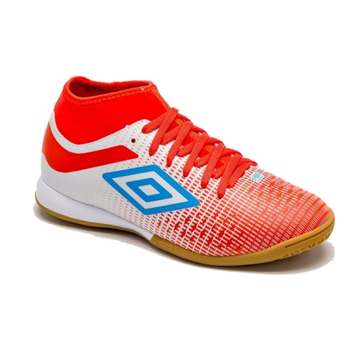 Chuteira Futsal Umbro Infantil Velocita IV Club