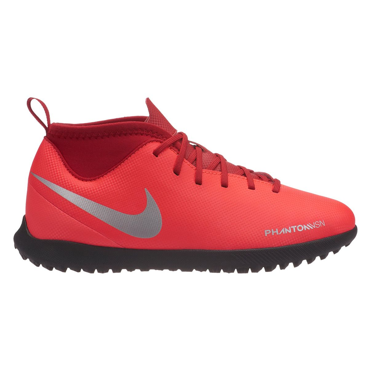Chuteira Society Infantil Nike Phantom VSN Club DF TF