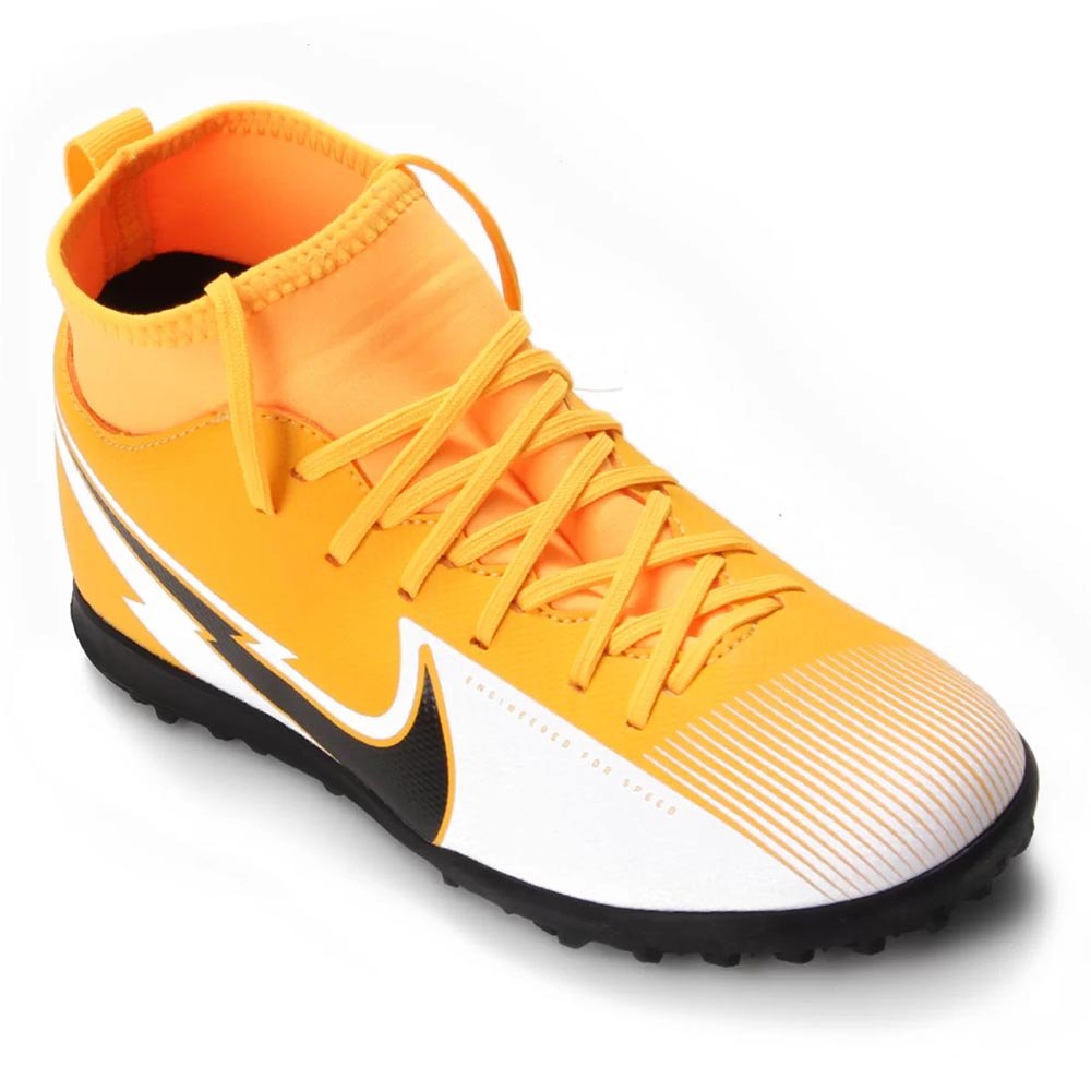 Chuteira Society Nike Mercurial Superfly 7 Club TF Masculina
