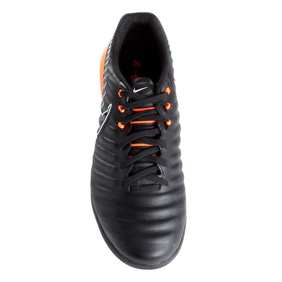 Chuteira Society Nike Tiempo Lunar Legend 7 Pro TF