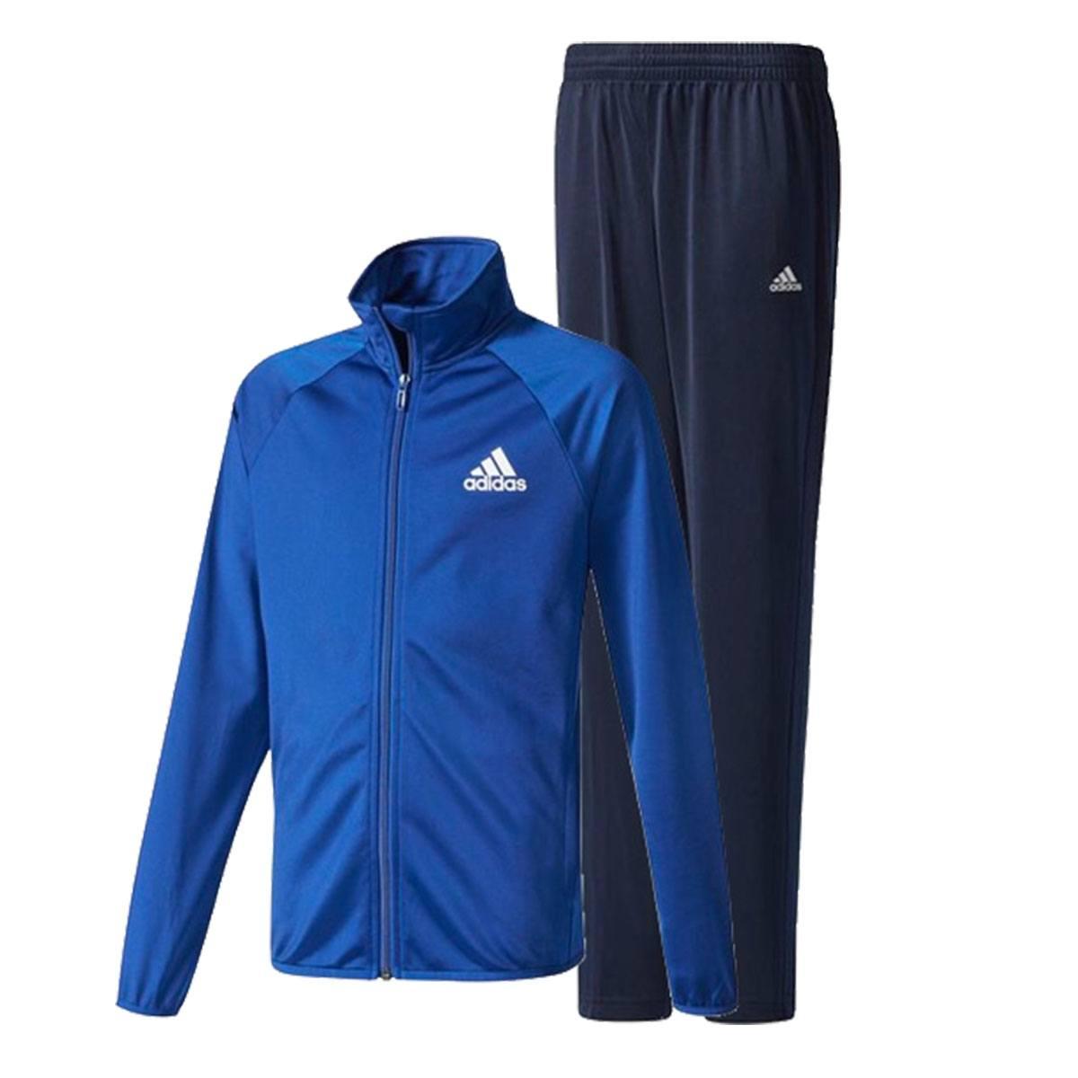 Conjunto Agasalho Adidas Infantil Entry Oh