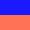 Azul + Coral