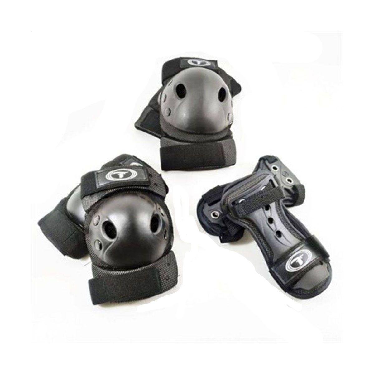 Kit Proteção Patins Traxart SSE-613