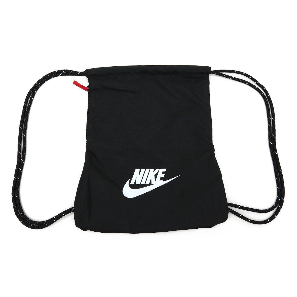 Mochila Sacola Nike Heritage Gymsack 2.0