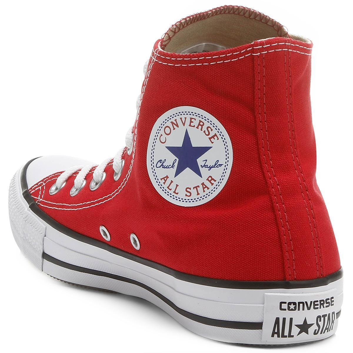 Tênis Converse All Star Chuck Taylor HI Feminino
