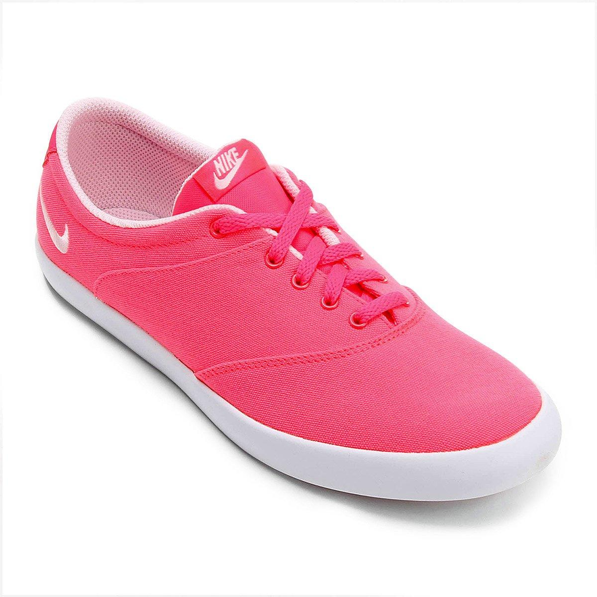 Tênis Nike Mini Sneaker Lace Canvas Feminino