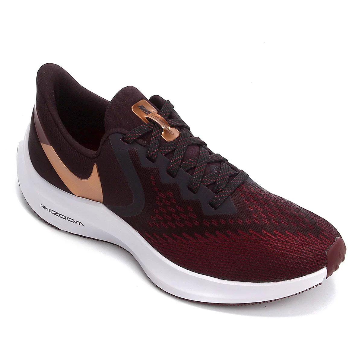 Tênis Nike Zoom Winflo 6 Feminino