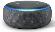CAIXA DE SOM AMAZON ECHO DOT 3GEN CINZA