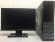 COMPUTADOR DELL CORE I3 + LCD 17 - SEMI NOVO