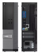 DESKTOP DELL OPTIPLEX 3020 CORE I3 4GB 500GB WIN 7 PRO - USADO