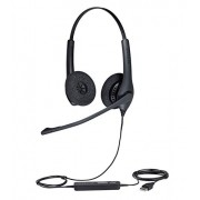 HEADPHONE BIZ1100 DUO USB JABRA