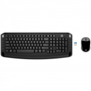 KIT TECLADO E MOUSE WIRELESS 300