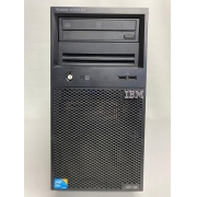 SERVIDOR IBM X3100 M4 XEON E3  4GB HD 500GB