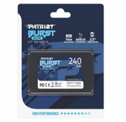 SSD 240GB PATRIOT BURST ELITE SATA3 6G