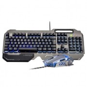 WARRIOR RAGNAR KEON COMBO TECLADO E MOUSE GAMER