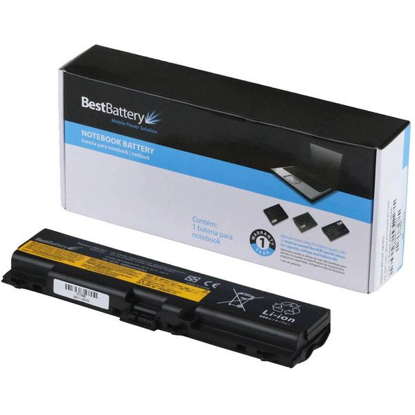 BATERIA P/ NOTEBOOK LENOVO T430 LITION ION