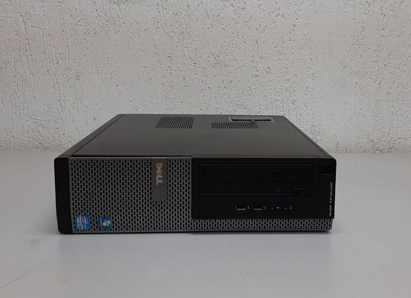 CPU DELL OPTIPLEX 3010 CORE I3 4GB 250GB WIN7 PRO
