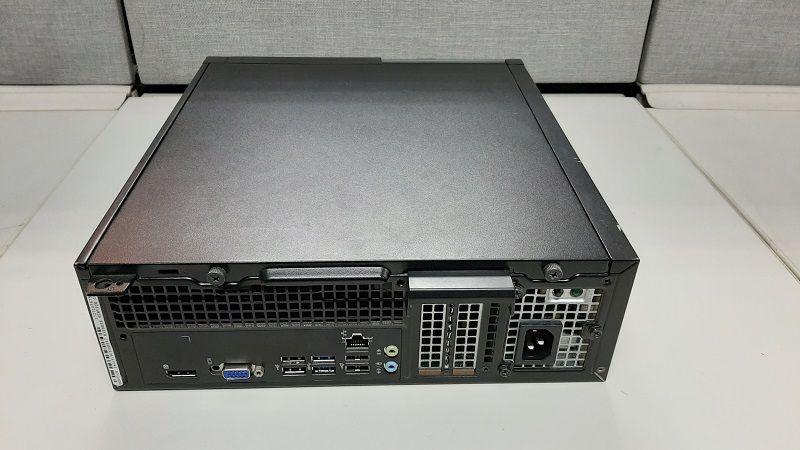 DESKTOP DELL OPTIPLEX 3020 CORE I3 4GB 500GB WIN 7 PRO - USADO