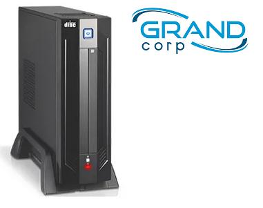 DESKTOP GRAND CORP MINI PC CELERON J4105 4Gb SSD 120Gb WIN 10 PRO