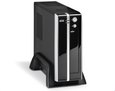 Desktop Mini PC Celeron J4105 8Gb SSD 240Gb