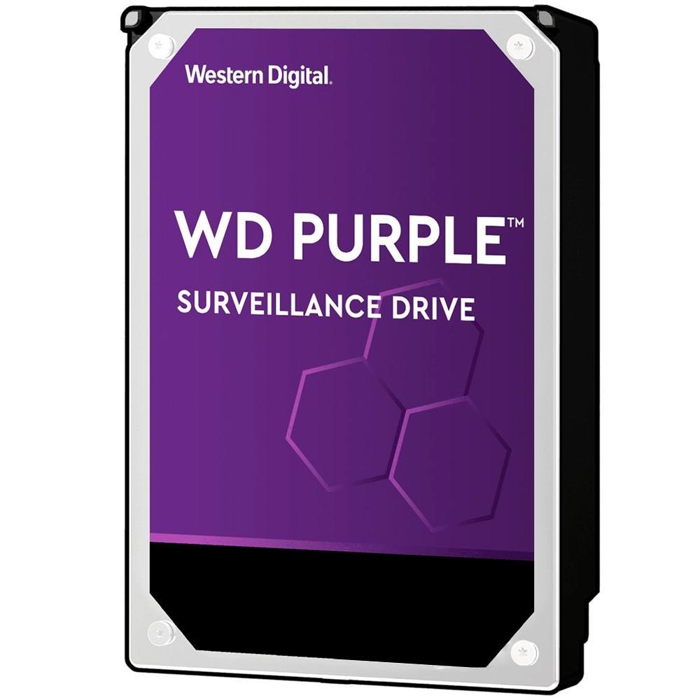 HD INTERNO 10TB WESTERN DIGITAL PURPLE SATAIII 256MB