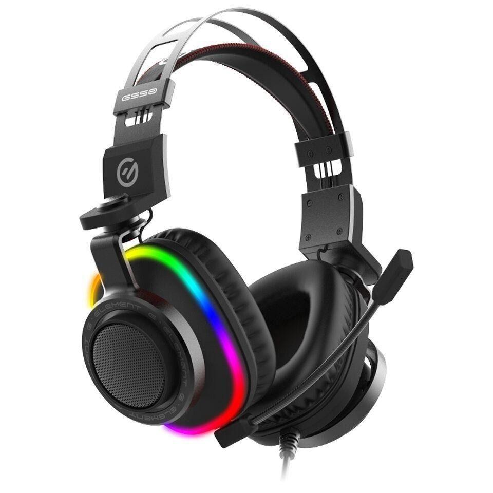 Headphone G550  RGB/USB Element G