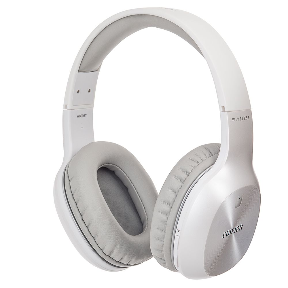 Headphone Hi-Fi W800BT Bluetooth EDIFIER Branco