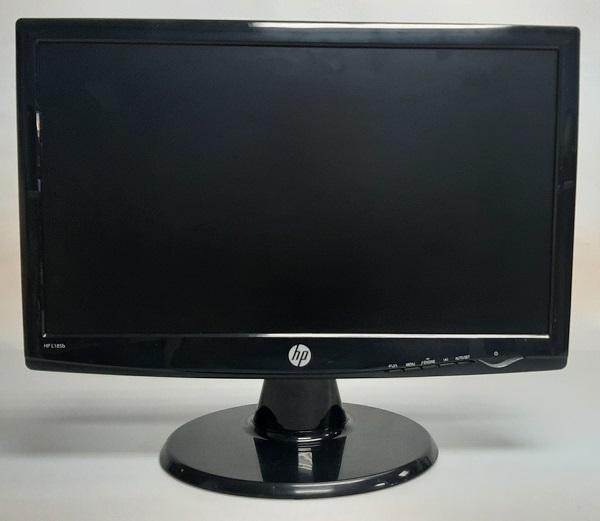 LOTE COM 5 MONITOR HP LCD 18.5