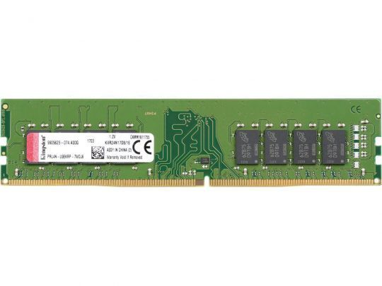 MEMORIA 16GB DDR4 2400MHZ KINGSTON