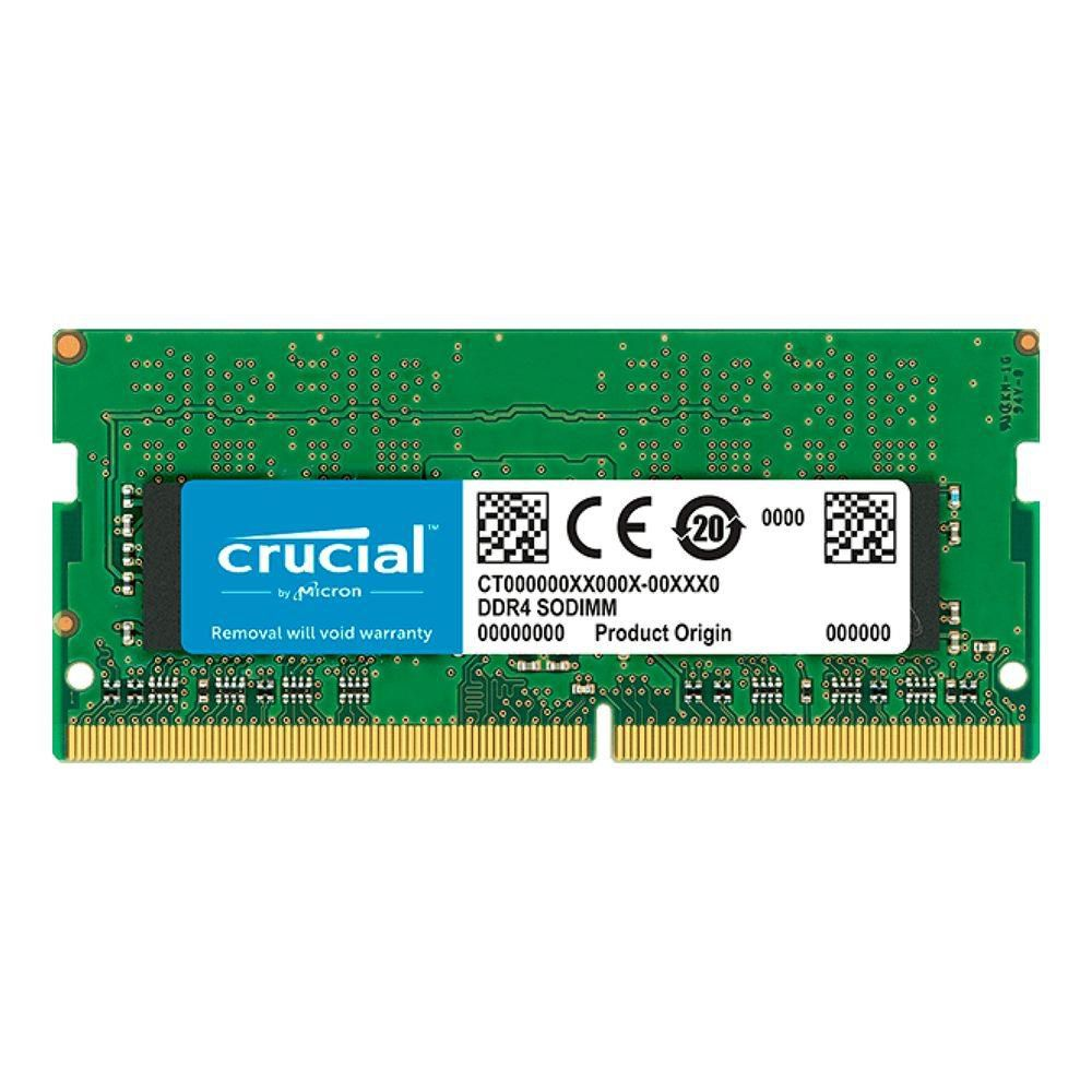 MEMORIA CRUCIAL 4GB DDR4 2666 SODIMM