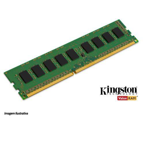Memória Desktop Kingston 4GB DDR3 KCP313NS8/4 1333Mhz Dimm 1.5V