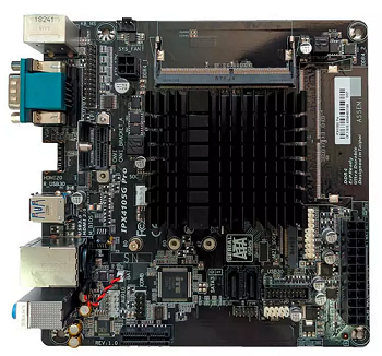 MINI PC2 GRAND CORP CELERON QUAD CORE J4105 4GB DDR4