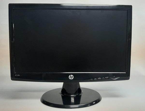 MONITOR HP LCD 18.5 MODELO L185B VGA - SEMI NOVO
