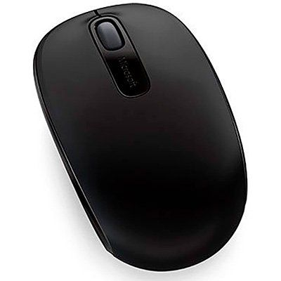 MOUSE MICROSOFT WIRELESS MOBILE 1850 PRETO