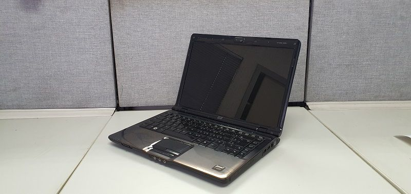 NOTEBOOK HP PAVILION DV2000 CORE2 T5450  3GB  160GB - USADO