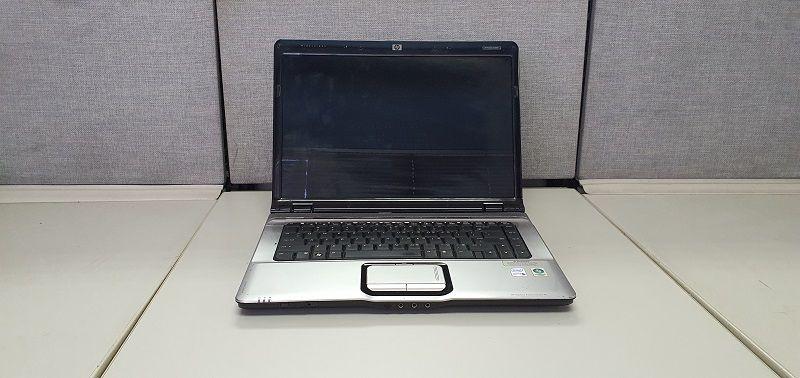 NOTEBOOK HP PAVILION DV6000 CORE2 T5200  3GB  160GB - USADO