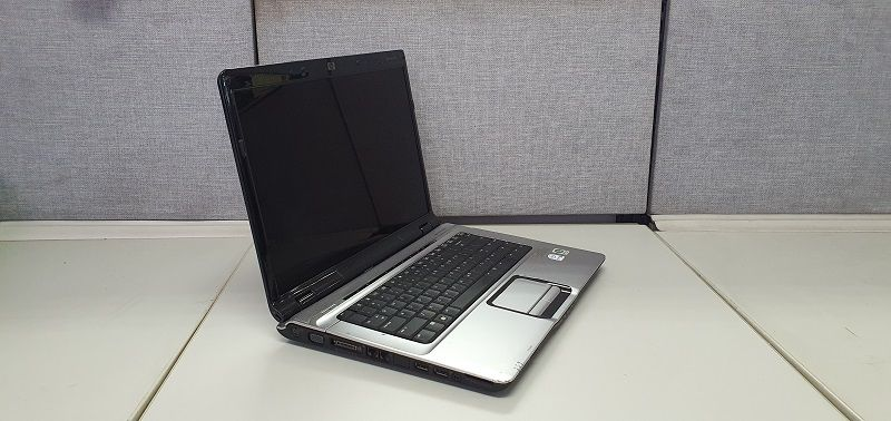 NOTEBOOK HP PAVILION DV6000 CORE2 T5200  3GB  160GB - USADO