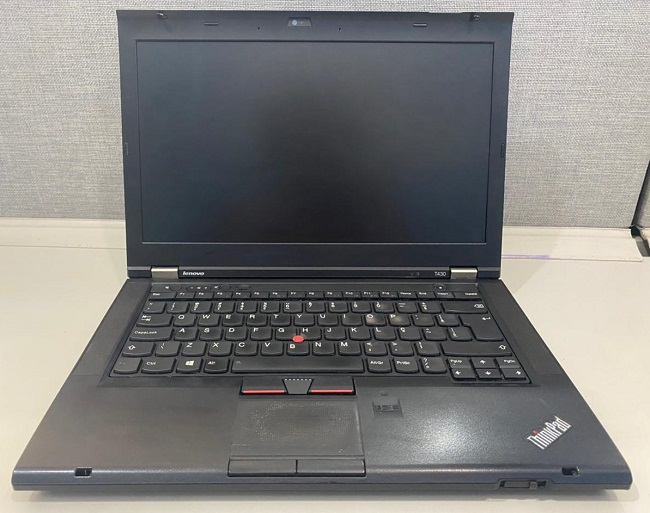 NOTEBOOK LENOVO T430 CORE I5 4GB HD 500GB - USADO