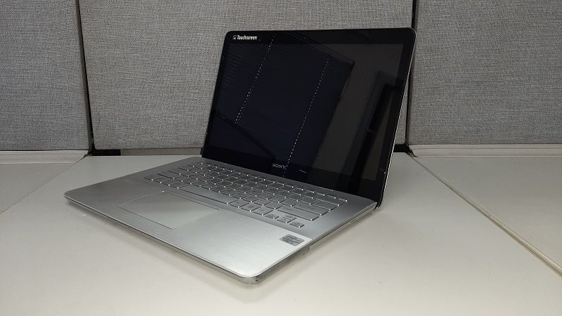 NOTEBOOK SONY VAIO CORE I7 TOUCH 6GB 500GB - USADO
