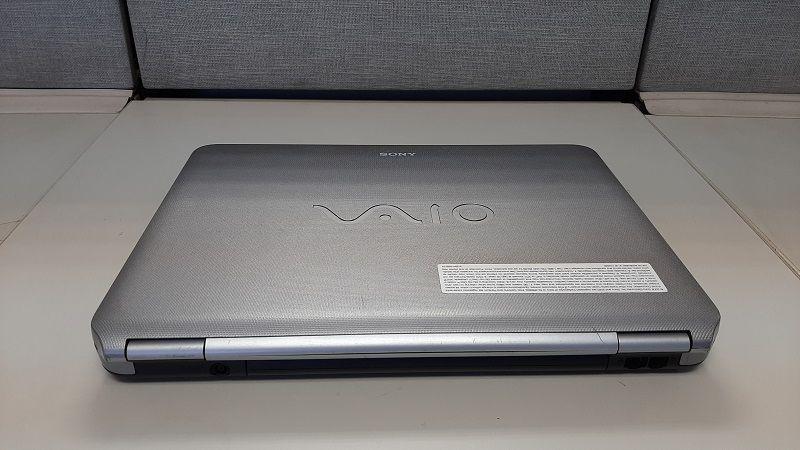 NOTEBOOK SONY VAIO PENTIUM T2330 2GB 250GB - USADO