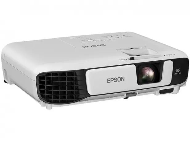 PROJETOR EPSON POWERLITE S41+ 3LCD 3300 LUMENS SVGA HDMI